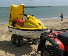 Jetski For Lifeguards