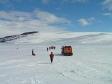Antarctica Training Camp