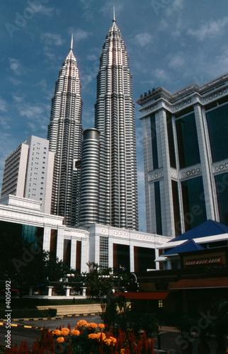 KLCC mit Petronas Towers #4005492