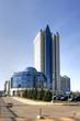 canvas print picture - Headquarters of gas concern Gazprom