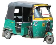 Rickshaw 02 (avec Ombre)