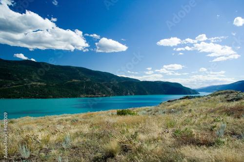 Fotografie, Obraz  Kalamalka lake
