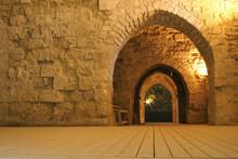 Knight Templer Tunnel Jerusale...