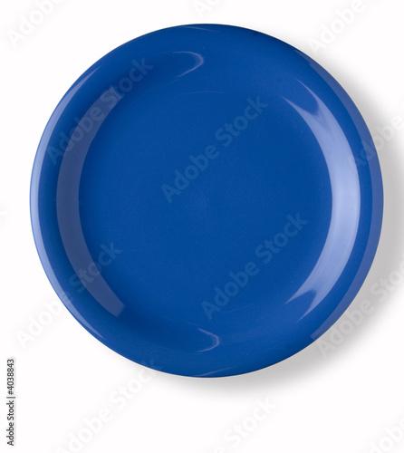 Photo  blank dish
