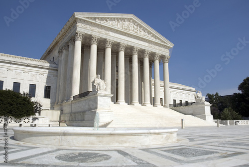 US Supreme Court Poster