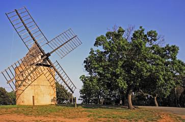 Naklejka paillas windmill