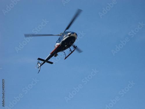 Türaufkleber Hubschrauber Hélicoptère Gendramerie