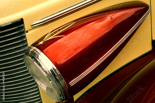 Cars headlight