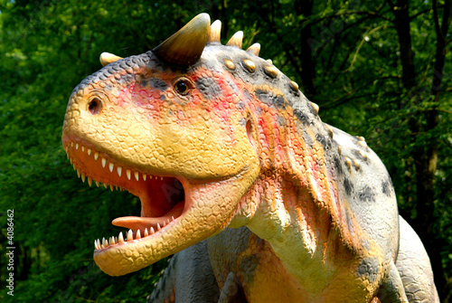 Fotografie, Tablou  Carnotaurus sastrei