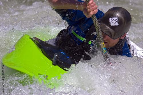 Valokuvatapetti kayaker