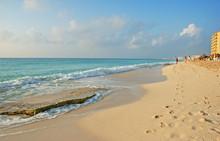 The Beach In The Caribbean