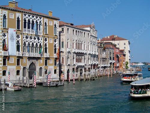 Ville sur l eau venise canal