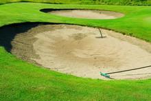 Golf Sand Traps