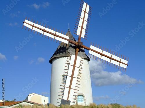 Aluminium Prints Mills moulin jard