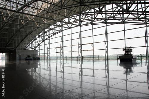 Foto op Aluminium Luchthaven Frankfurter Flughafen