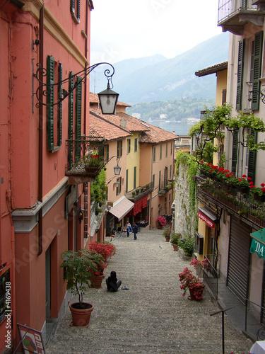 Fototapety, obrazy: Bellagio Street