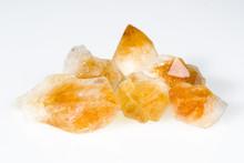 Rough Citrine Gemstones
