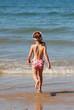 sea beach girl