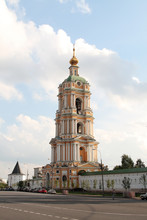 Belfry Of The Monastery