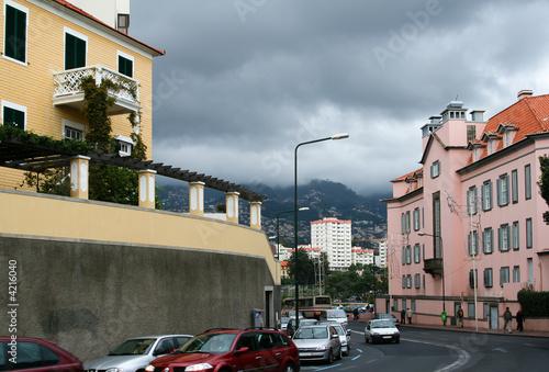 Foto op Plexiglas Motorsport Madeira - Funchal - Estrada Monumental