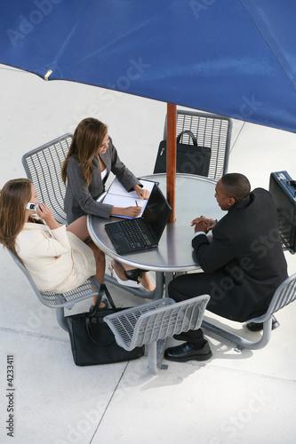 Fototapeta Business Team obraz na płótnie