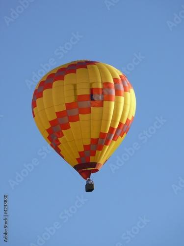 Fotografering  Heissluftballon