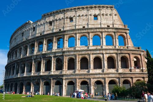 Fotografia Rome Colosseum