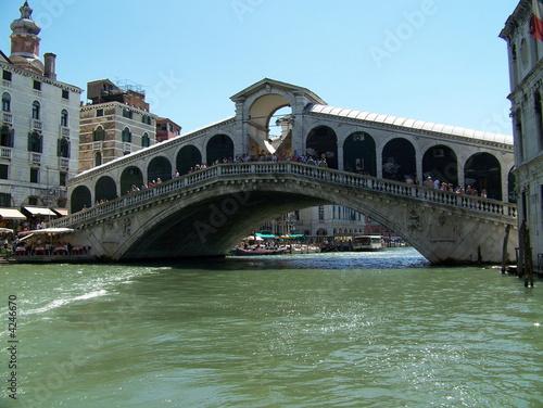 Poster Venice le rialto