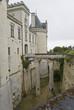 Chateau Brézé moat