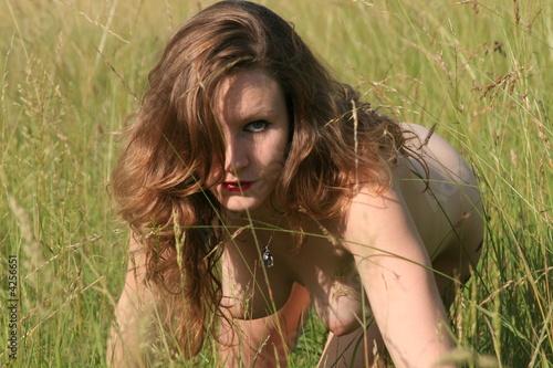 Fotografie, Tablou femme sauvage