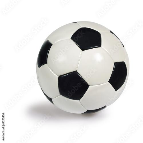 Staande foto Bol Soccer ball