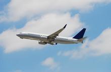 Boeing Passenger Jet Airplane