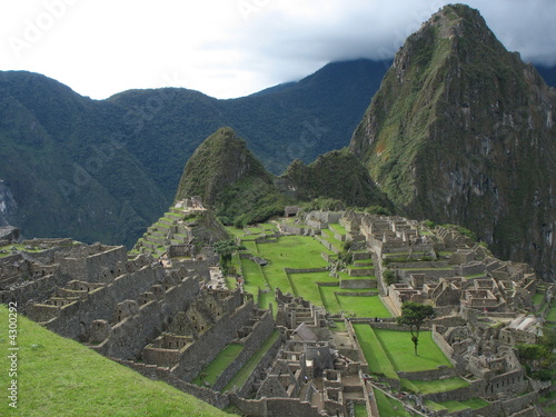 Machu Picchu, Andes, Peru