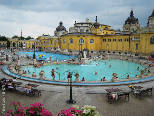 Photo  Budapest Bath