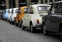 Voitures Fiat 500 A La Place V...