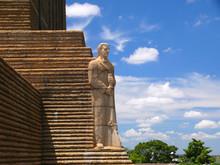 Statue Of Andries Pretorius,  ...