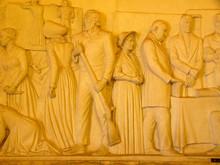 Frieze, Voortrekker Monument, ...