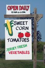 Roadside Market Farm Stand Sign
