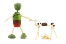 Acorn Figure