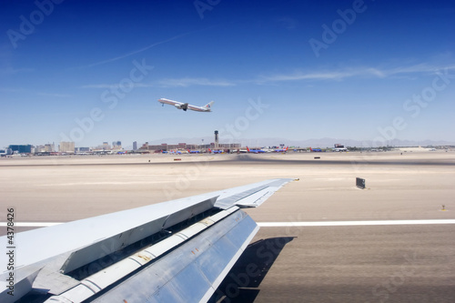 Spoed Fotobehang Las Vegas Las Vegas