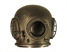 Isolated Diving Helmet