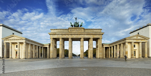 Papiers peints Berlin Brandenburger Tor