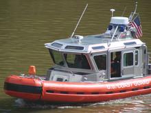 Little Coast Guard Cutter
