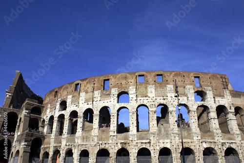 Foto-Flächenvorhang - Kolosseum, Rom (von Johanna Mühlbauer)