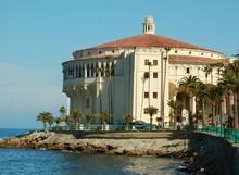Casino At Avalon, Catalina Island, California