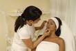 canvas print picture - wellness Kosmetik
