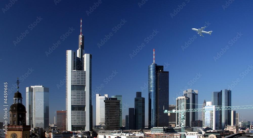 Leinwandbild Motiv - Dream-Emotion : Frankfurt