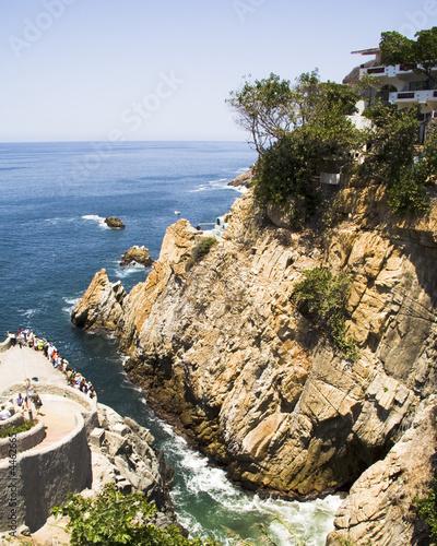 Fotografija  Acapulco Cliff Diving Location
