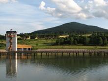 Reservoir Of Stronie śląskie