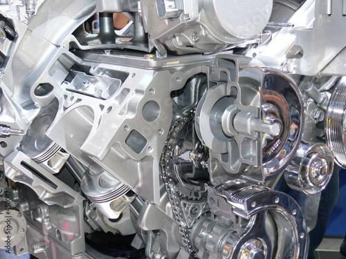 Fotografía  Motor